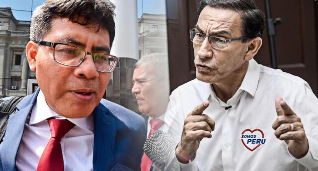Juárez Atoche anunció que apelarán a la decisión de la jueza María Álvarez Camacho, quien rechazó la medida al no hallar elementos de convicción en contra del exmandatario.