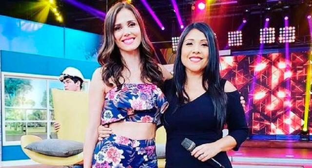 Las conductoras Maju Mantilla y Tula Rodríguez regresarán al programa