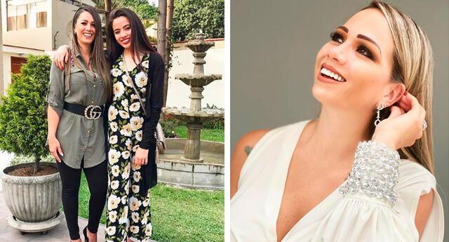 Melissa Klug y su hija venderán su ropa a través de las redes sociales.