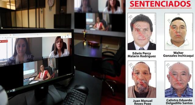 Poder Judicial de Lima Norte dictó cuatro condenas efectivas por abuso y tocamientos