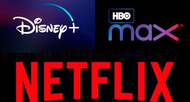 Lista de películas disponibles en Netflix, Disney plus y HBO.