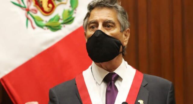 Francisco Sagasti se pronunció sobre la citación del congreso para declarar en el proceso de investigación de las exministras Elizabeth Astete y Pilar Mazzetti.