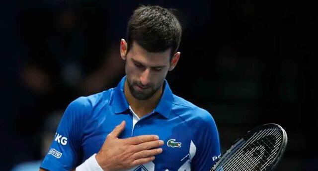 Novak Djokovic es tendencia por este tema.