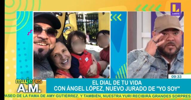 """Ángel López se quiebra: """"Mi hijo está luchando contra el cáncer"""""""