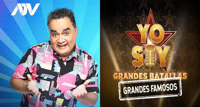 Jorge Benavides obtuvo 10.6 puntos de rating, superando a su competencia como Yo Soy
