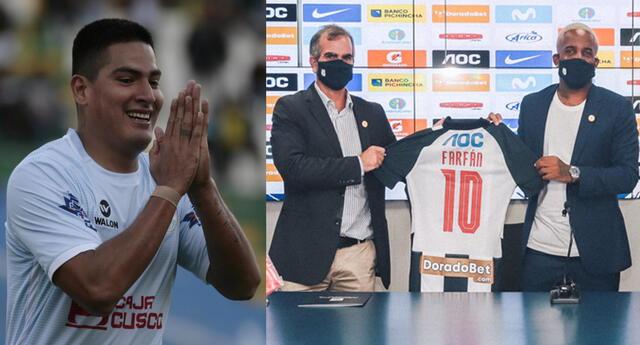 Jefferson Farfán fichó por Alianza Lima y Diego Mayora dejó singular mensaje.