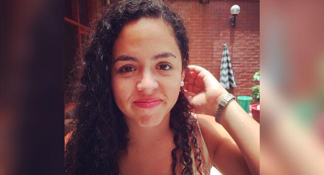 María Alejandra Velarde viene recibiendo un tratamiento con medicinas y una cánula de alto flujo, pero, según le explicó el médico, requiere de forma urgente una cama UCI con ventilador mecánico.