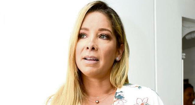 Sofía Franco habría sido golpeada por la policía durante intervención de la PNP.