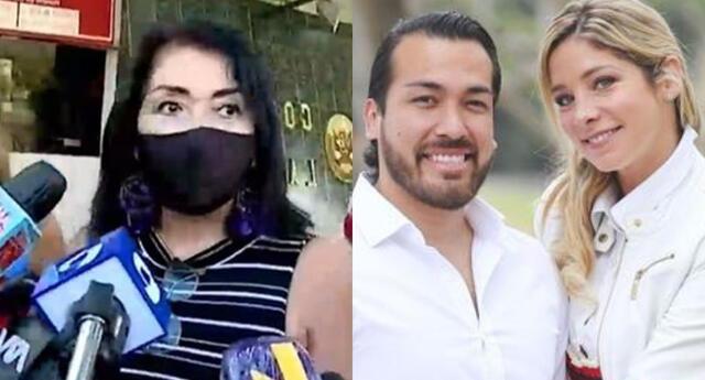 La madre y hermana de Álvaro Paz de la Barra dijeron que