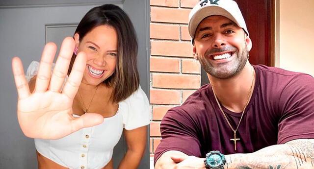 La influencer Andrea San Martín señaló que ha retomado su amistad con el papá de su hija Maia, pero no han vuelto una relación amorosa.