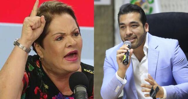 Rosario Sasieta solicita la destitución de Álvaro Paz de la Barra de la presidencia del AMPE.
