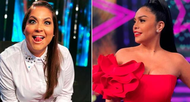Maricarmen Marín y Katia Palma protagonizan tenso momento en 'Yo Soy'