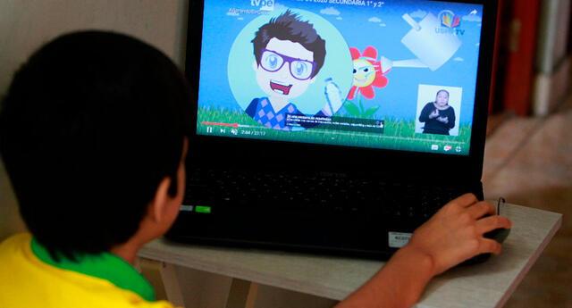 Conoce cómo registrarte en la web de Aprendo en casa.