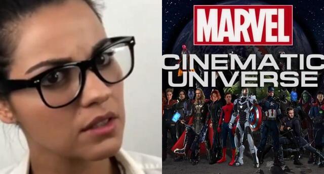 La actriz Maite Perroni viene siendo protagonista de un video que podría hacer referencia a Leila O'Toole, una mutante de los cómics de Marvel.
