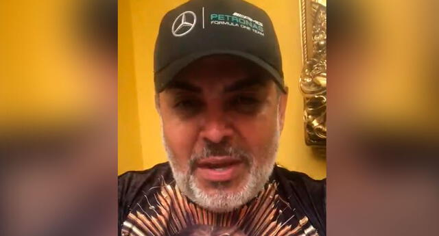 Andrés Hurtado envía mensajes misóginos