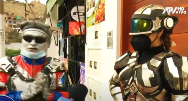 Robotín evitó dar mayores detalles de su amistad con Robotina, por lo que no se sabe si ambos tienen un romance.