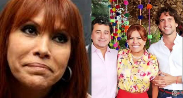 Magaly Medina anunció su separación de Alfredo Zambrano en Magaly TV La Firme.