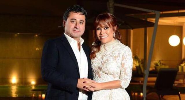 Magaly Medina anunció su separación de Alfredo Zambrano en Magaly TV La Firme