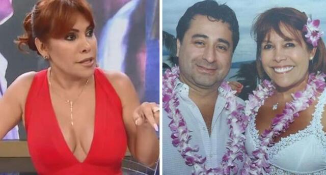 Magaly Medina descarta infidelidad tras anunciar su separación con Carlos Zambrano.