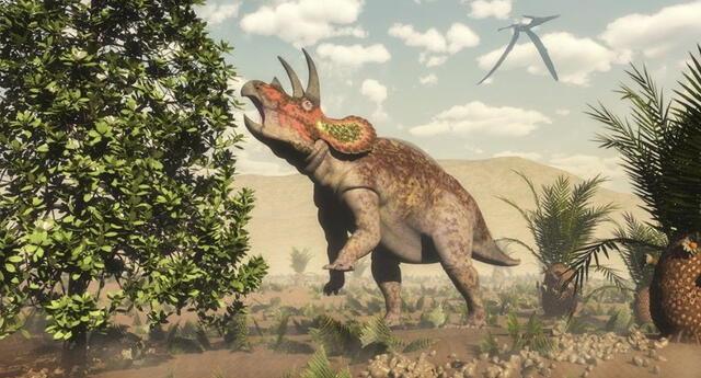 Conoce todo lo que debes saber sobre los dinosaurios   Foto: Difusión