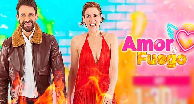 Amor y Fuego volverá a la TV tras salir del aire por caso de coronavirus en Willax.
