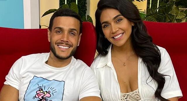 Mario Irivarren y Vania Bludau asistieron al programa América Hoy.