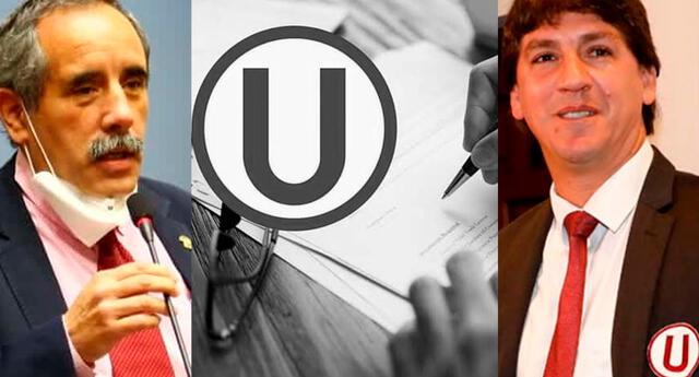 El dictamen del P.L. 6863 aprobado por el Congreso de la República hace que la SUNAT tome el control temporal de los clubes peruanos, lo que favorecería a Universitario.