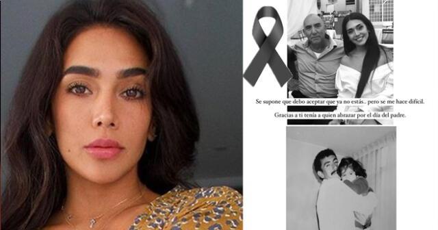 Vania Bludau sufre trágica pérdida de su tío debido al COVID-19