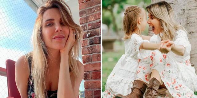Juliana Oxenford realizará una tierna celebración a su hija.