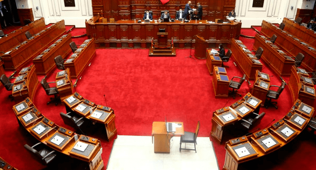 Nueva encuesta de IEP indica que Acción Popular y Somos Perú bajan en votos congresales