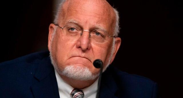 Dr. Robert Redfield, exdirector de los Centros para el Control y la Prevención de Enfermedades (CDC).