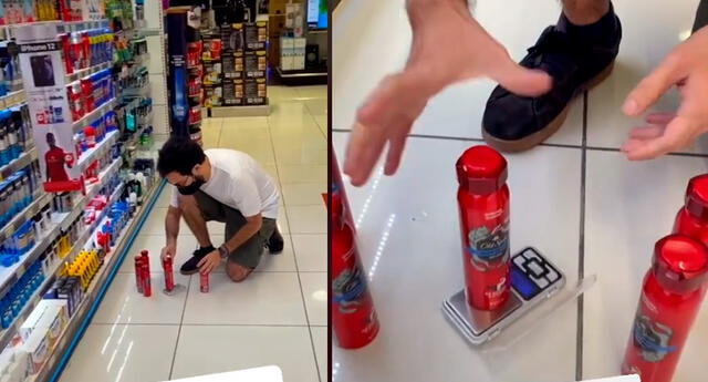 """""""Si vas a comprar algo, hazlo a su 100%"""", escribió el joven en su cuenta de TikTok."""