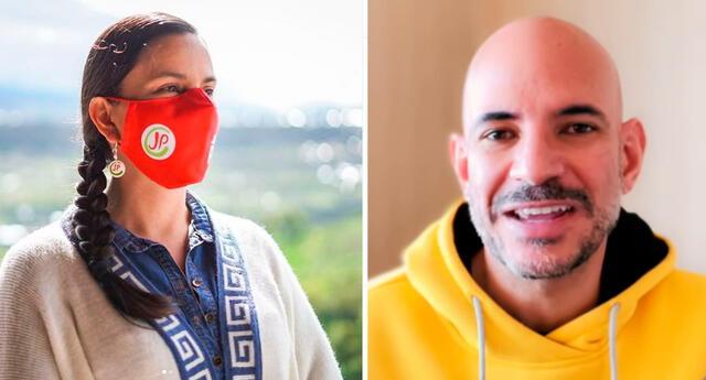 Ricardo Morán afirma que votará por Veronika Mendoza.