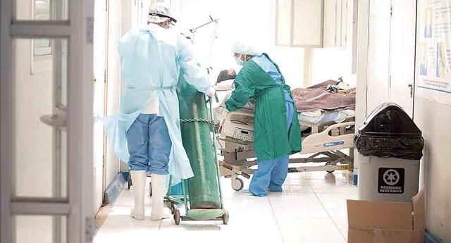 Hospitales. Piura ya no cuenta con camas UCI ni de hospitalización