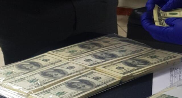 Dictan prisión contra Sandra Marisabel Sotelo Gamarra por transportar y comercializar moneda falsa