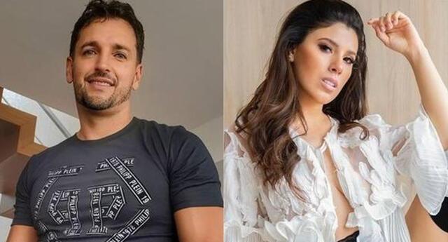 Yahaira Plasencia niega tener alguna relación con Arturo Caballero.