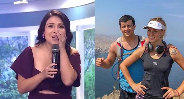 Tula Rodríguez queda en shock por ruptura entre Ducelia y Domingo.