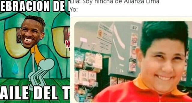 Disfruta de los memes más divertidos tras el triunfo de Alianza Lima.