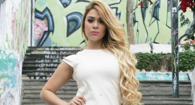 Alexanda Méndez se mostró preocupada por su salud, y contó que desarrolló una enfermedad muscular por la que ahora debe llevar terapia.