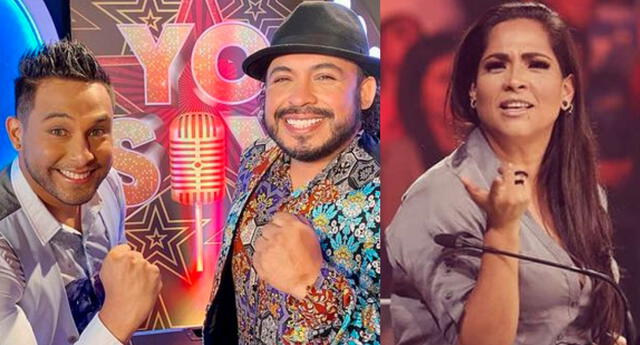 El cantante Jonathan Rojas cuestionó la labor de Katia Palma como jurado durante su participación en Yo Soy, grandes batallas, grandes famosos.