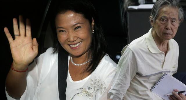 Keiko Fujimorí de ser presidenta aseguró que su padre saldrá de prisión.