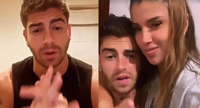 Diego Zurek aclara que no existe romance con Yahaira Plasencia: