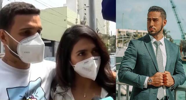 Vania Bludau niega que su ex Frank Dello Russo viva en mismo edificio que ella en Miami.