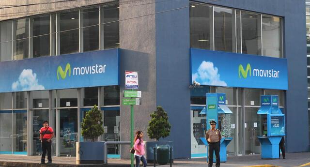 Movistar aumentará su tarifa de internet desde inicios de mayo.