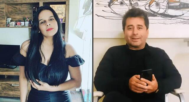 Giuliana Rengifo responde sobre vínculo con Alfredo Zambrano.