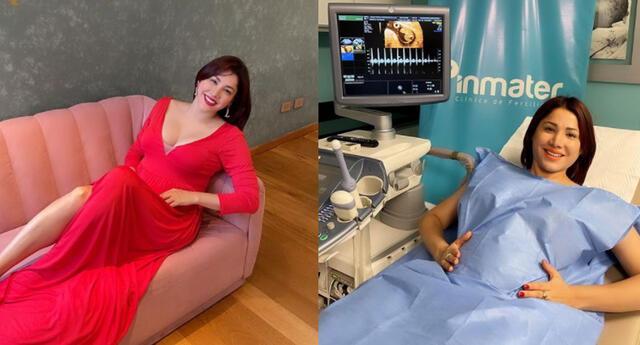 Lesly Castillo lleva embarazo de riesgo, por lo que debe de guardar reposo.