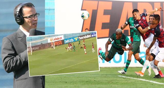 Gol de Jefferson Farfán narrado en la voz de Daniel Peredo se viralizó en las redes sociales.
