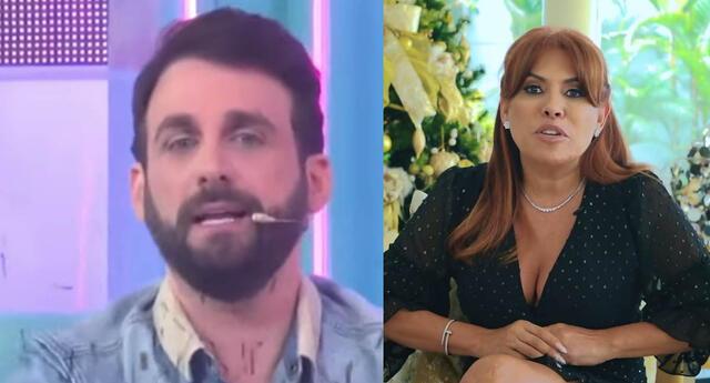 Rodrigo González sobre distanciamiento con Magaly Medina.