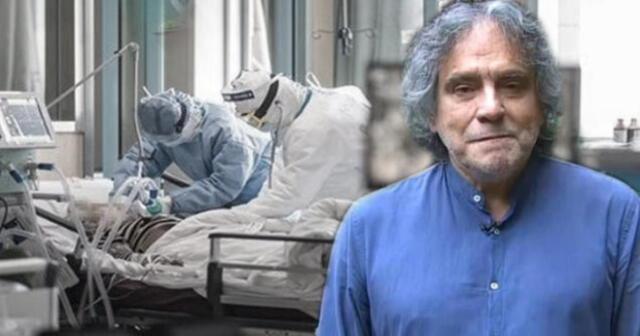 Hernandez se refirió respecto a la experiencia que viven los pacientes que están intubados.