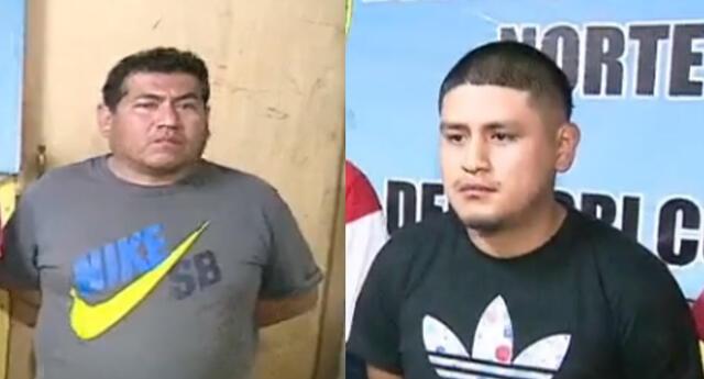 Condenan a 35 años de cárcel a Víctor Sergio del Carpio Acuña y Kenyi Rojas Durand por secuestrar y robar a dos pasajeras en un falso colectivo